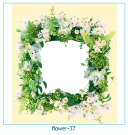 flower Photo frame 37