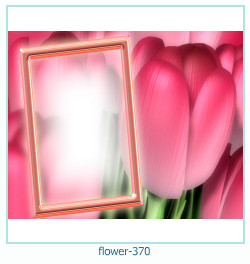 flower Photo frame 370