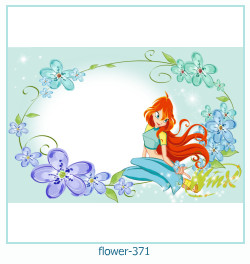 flower Photo frame 371