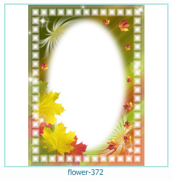 flower Photo frame 372