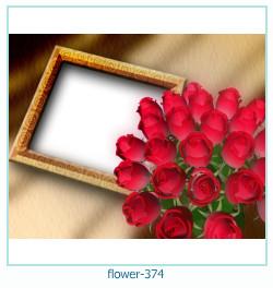 Blume Fotorahmen 374