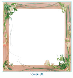flower Photo frame 38