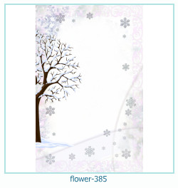flower Photo frame 385