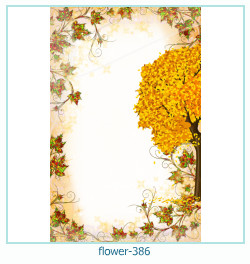 flower Photo frame 386