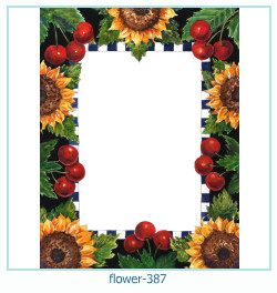 flower Photo frame 387
