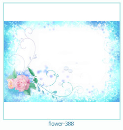 flower Photo frame 388