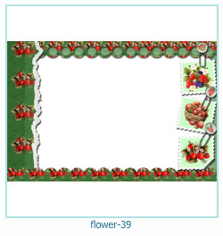 flower Photo frame 39