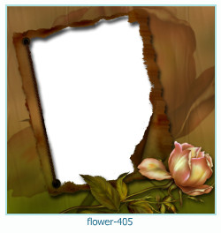 flower Photo frame 405