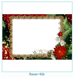 flower Photo frame 406