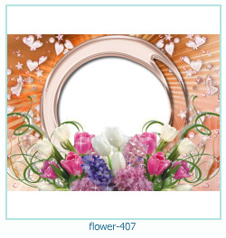 flower Photo frame 407