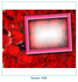 flower Photo frame 408