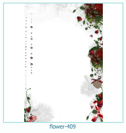 flower Photo frame 409