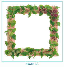 flower Photo frame 41