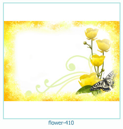 flower Photo frame 410