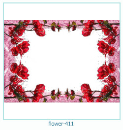 फूल फोटो फ्रेम 411