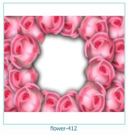 फूल फोटो फ्रेम 412