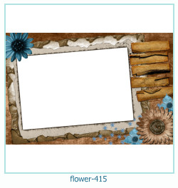 flower Photo frame 415
