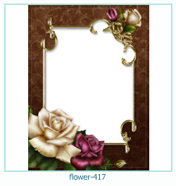 flower Photo frame 417