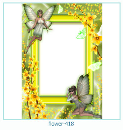 flower Photo frame 418