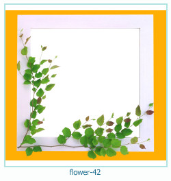 flower Photo frame 42