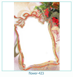 flower Photo frame 423