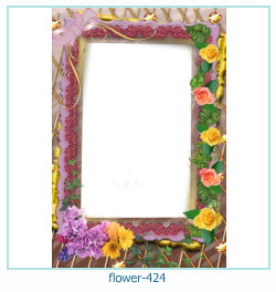 flower Photo frame 424