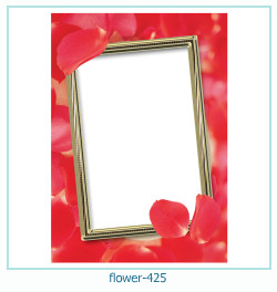 flower Photo frame 425