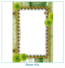 flower Photo frame 426