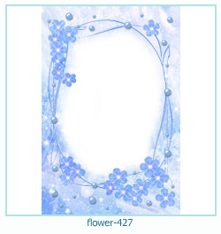 flower Photo frame 427