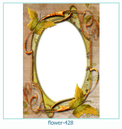 flower Photo frame 428