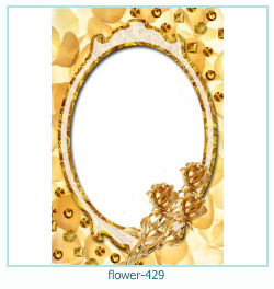 flower Photo frame 429