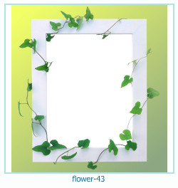 flower Photo frame 43