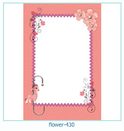 flower Photo frame 430