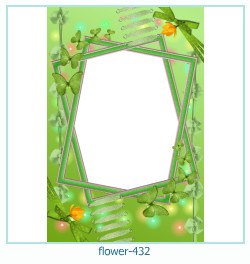 flower Photo frame 432