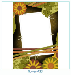 flower Photo frame 433