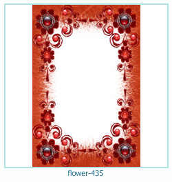 flower Photo frame 435