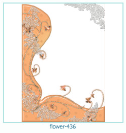 flower Photo frame 436