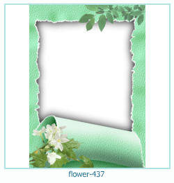 flower Photo frame 437