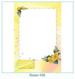 flower Photo frame 438