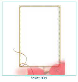flower Photo frame 439