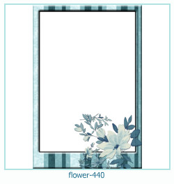 flower Photo frame 440
