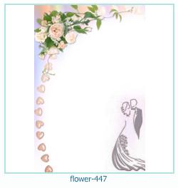 Blume Fotorahmen 447