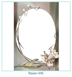 flower Photo frame 449