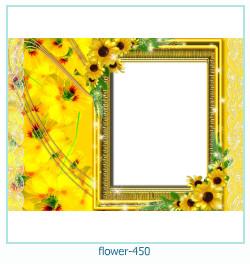 Blume Fotorahmen 450