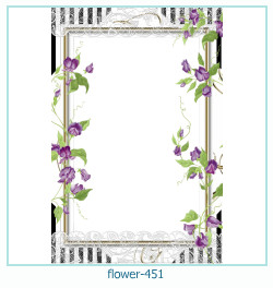 flower Photo frame 451