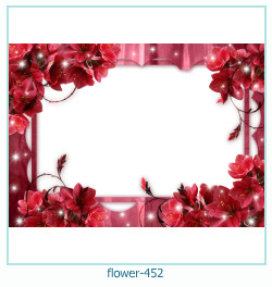 Blume Fotorahmen 452