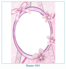 flower Photo frame 454