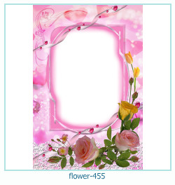 flower Photo frame 455