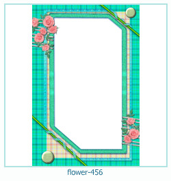 flower Photo frame 456
