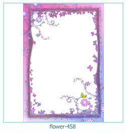 flower Photo frame 458